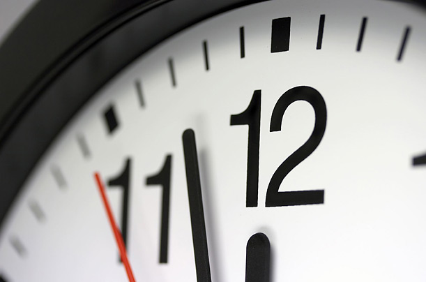 How much time should you spend on your website?