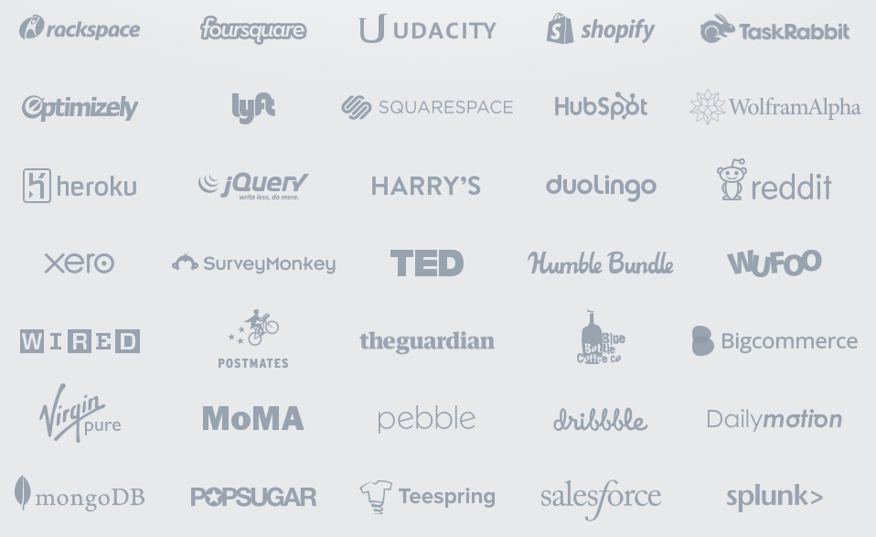 This is who uses Stripe